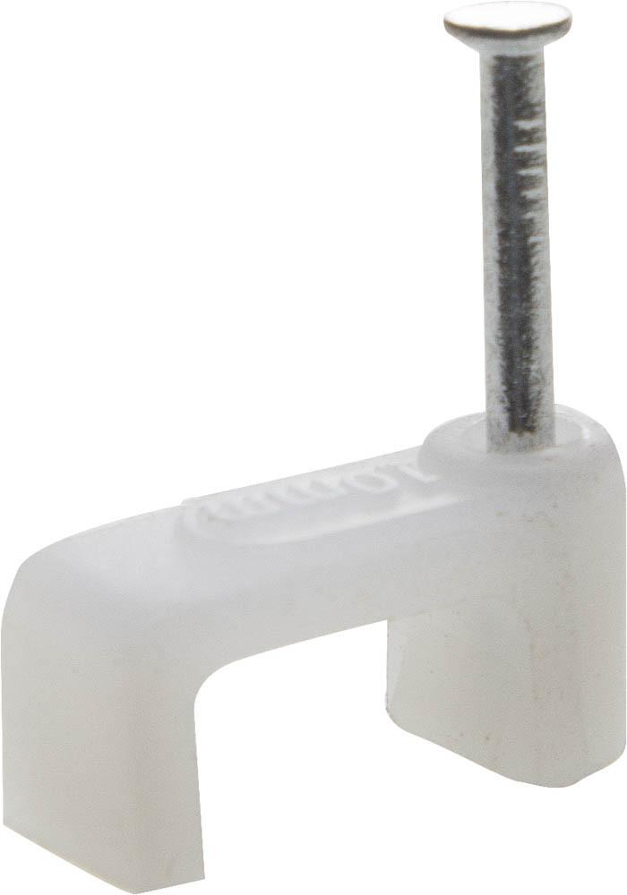 Скобы 14 мм для кабеля закаленные для степлера 40901 тип 36 1000 шт Matrix Master 41414