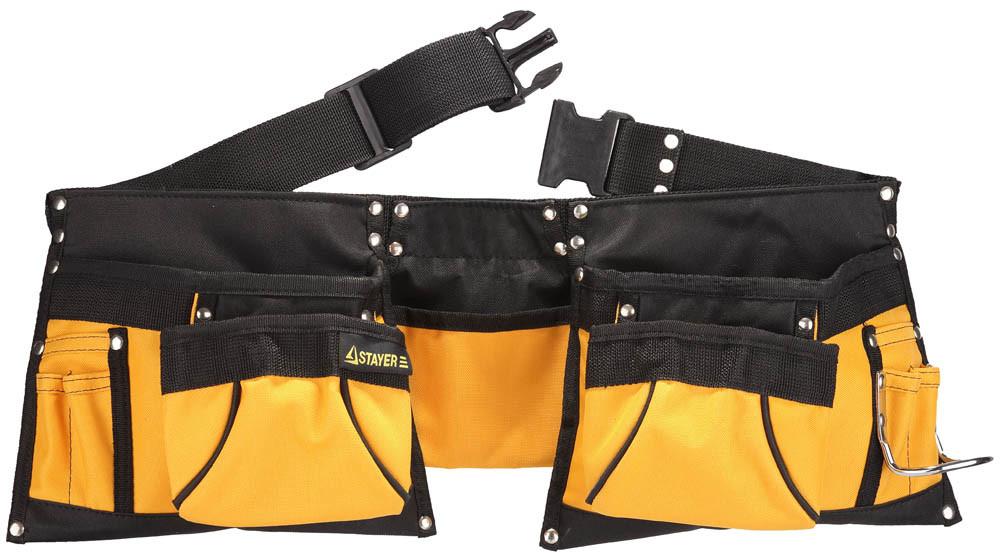 Инструментальная сумка на пояс своими руками