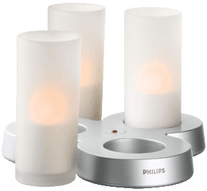Лампа светодиод. imageo LED candle (3set)philips 871150080067136 не вып